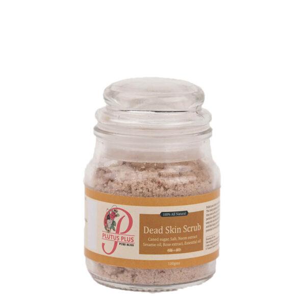 Dead skin scrub product image 1