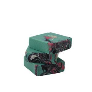 Rosy basil soap product image 1